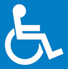 day disabled persons